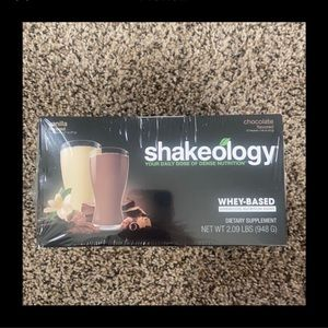 Shake essentials